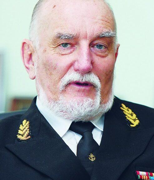 яхтенный капитан Андрей БЕРЁЗКИН