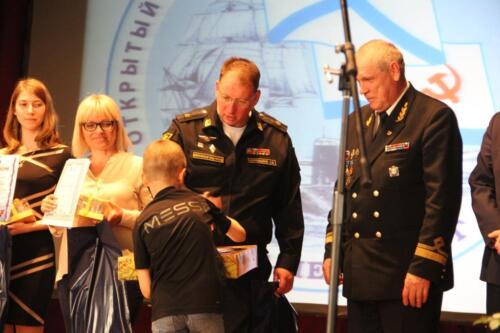 Фестиваль: «Наследники морской славы России»