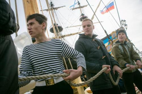 XXIV Слёт юных моряков (2020)