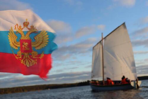 XXV Слёт юных моряков (2021)